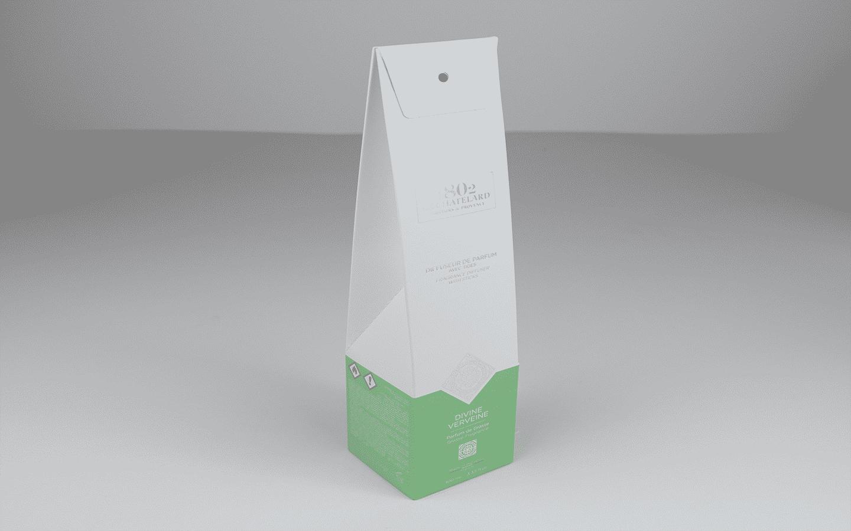 creation de packaging design